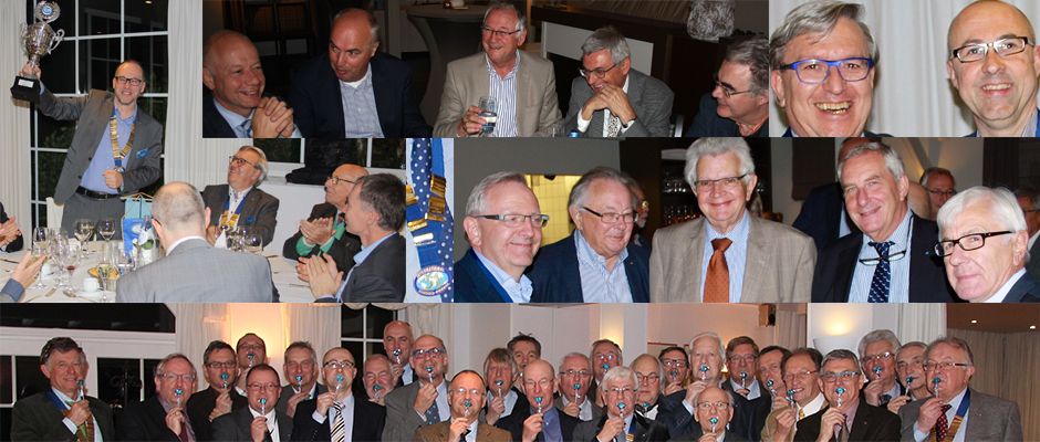 Fifty-One Club Gent : vriendschap & sociaal engagement